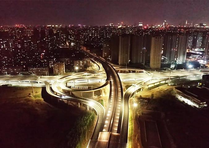 沈阳胜利大街快速路PPP工程