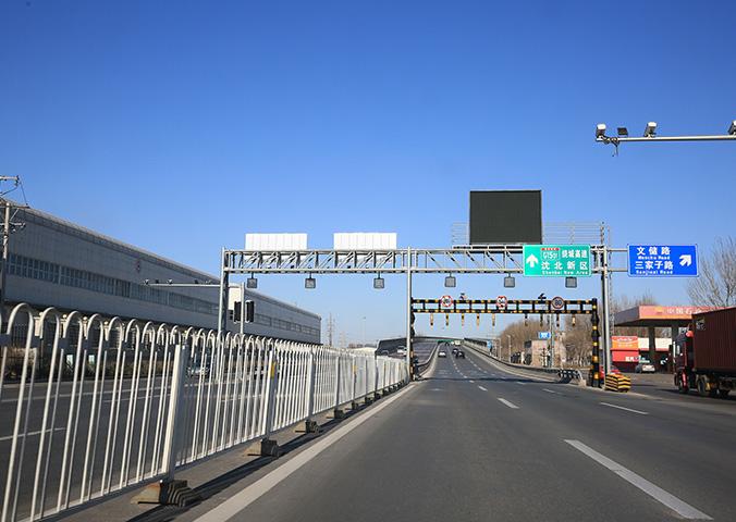 丹东东陵路高架桥