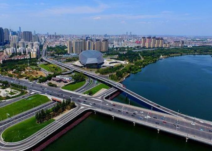 桥梁钢结构(五爱桥)