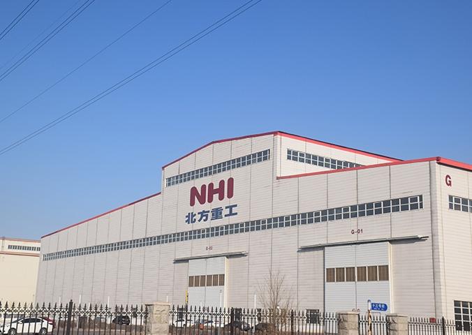 北方重工集团有限公司G厂房