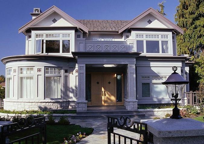 轻钢别墅建筑住宅
