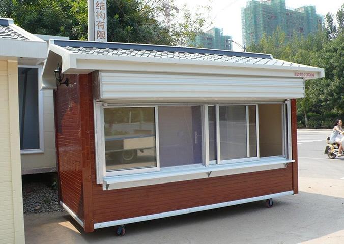 钢结构加工(集成活动房屋)